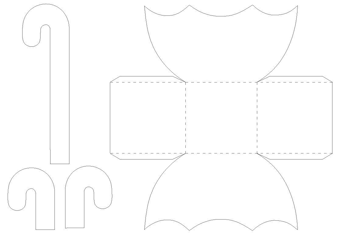 Как сделать из бумаги своими руками схемы шаблоны 60