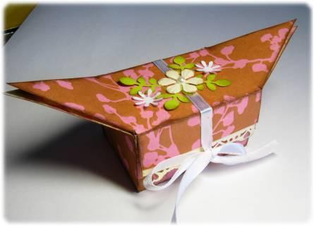 Бумага в коробке от конфет своими руками 559