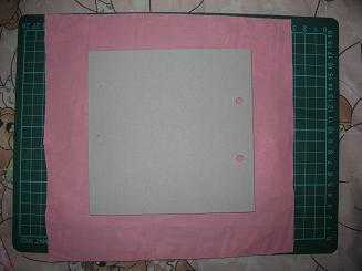 Как обтянуть тканью книгу